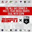 NLL ESPN