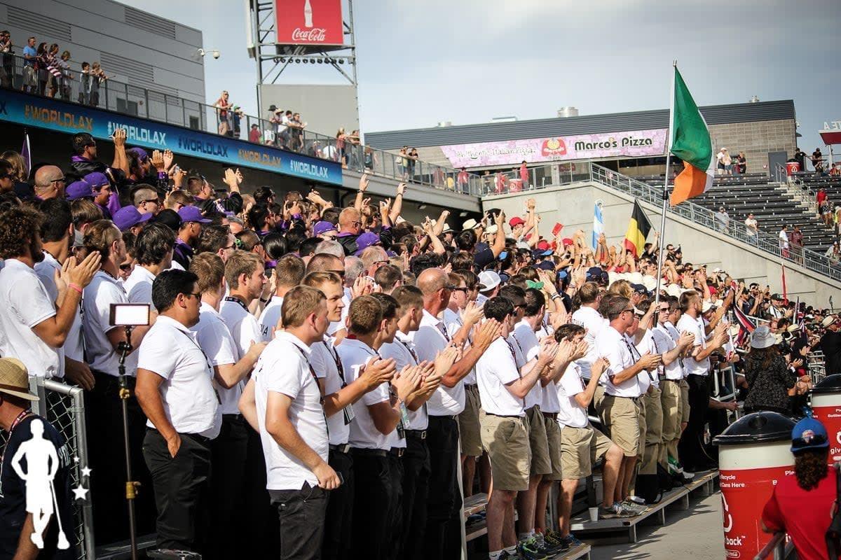 2014 World Championships Opening Ceremony