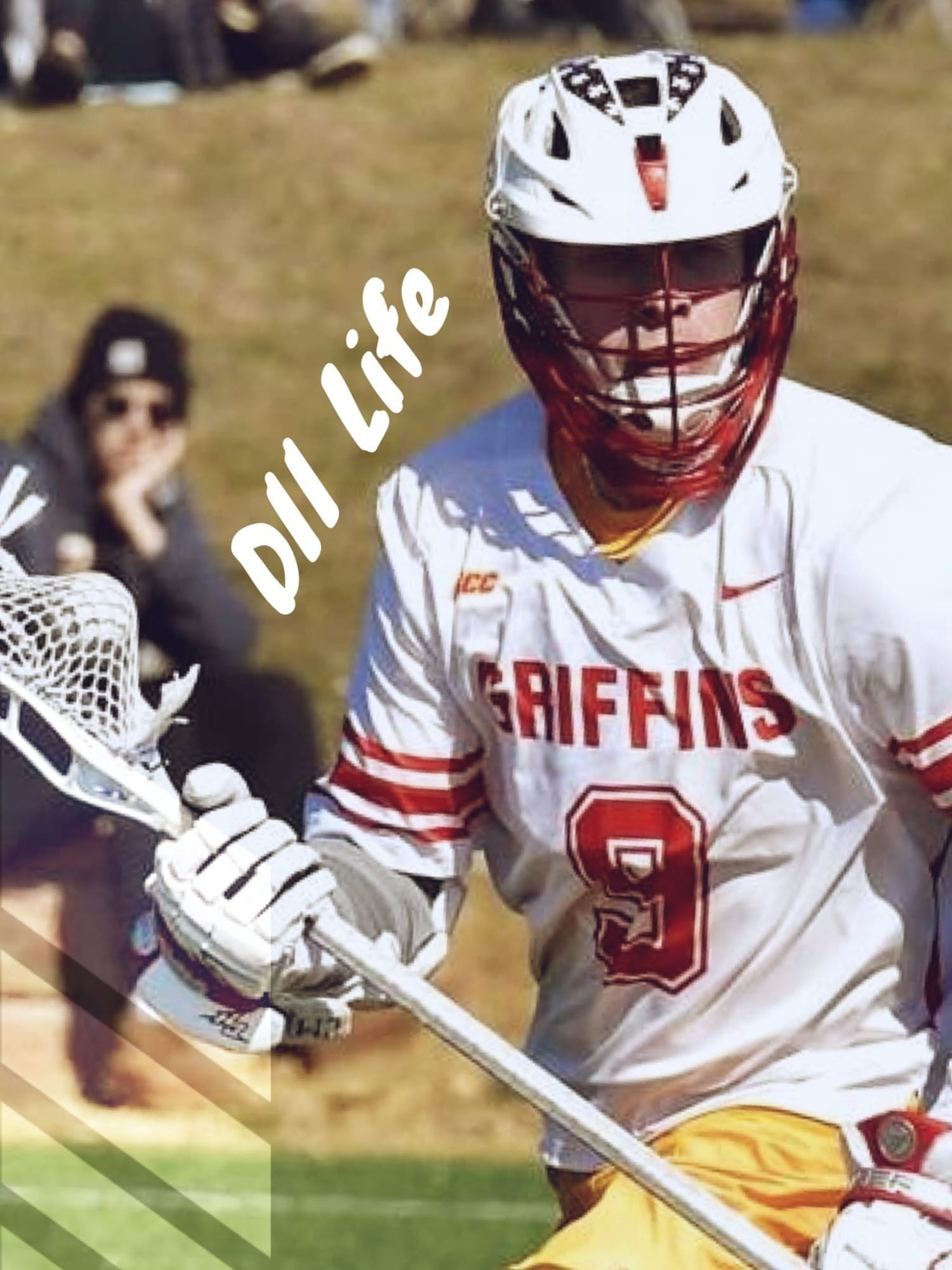 Marty Ward, the head men's lacrosse coach at Florida Southern College, has witnessed the growth of Division II lacrosse as a player and coach.