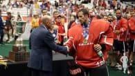 Matt Vinc Canada Wins WILC 2015 Over the Iroquois Nationals