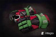 Epoch gloves for Israel Premier Lacrosse League