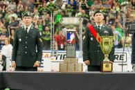 Saskatchewan Rush 2016 NLL Champions Photo: Josh Schaefer