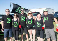 Saskatchewan Rush 2016 NLL Champions Champion's Cup Photo: Calvin So