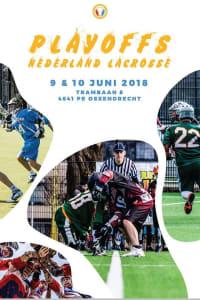 Netherlands Lacrosse Final Poster