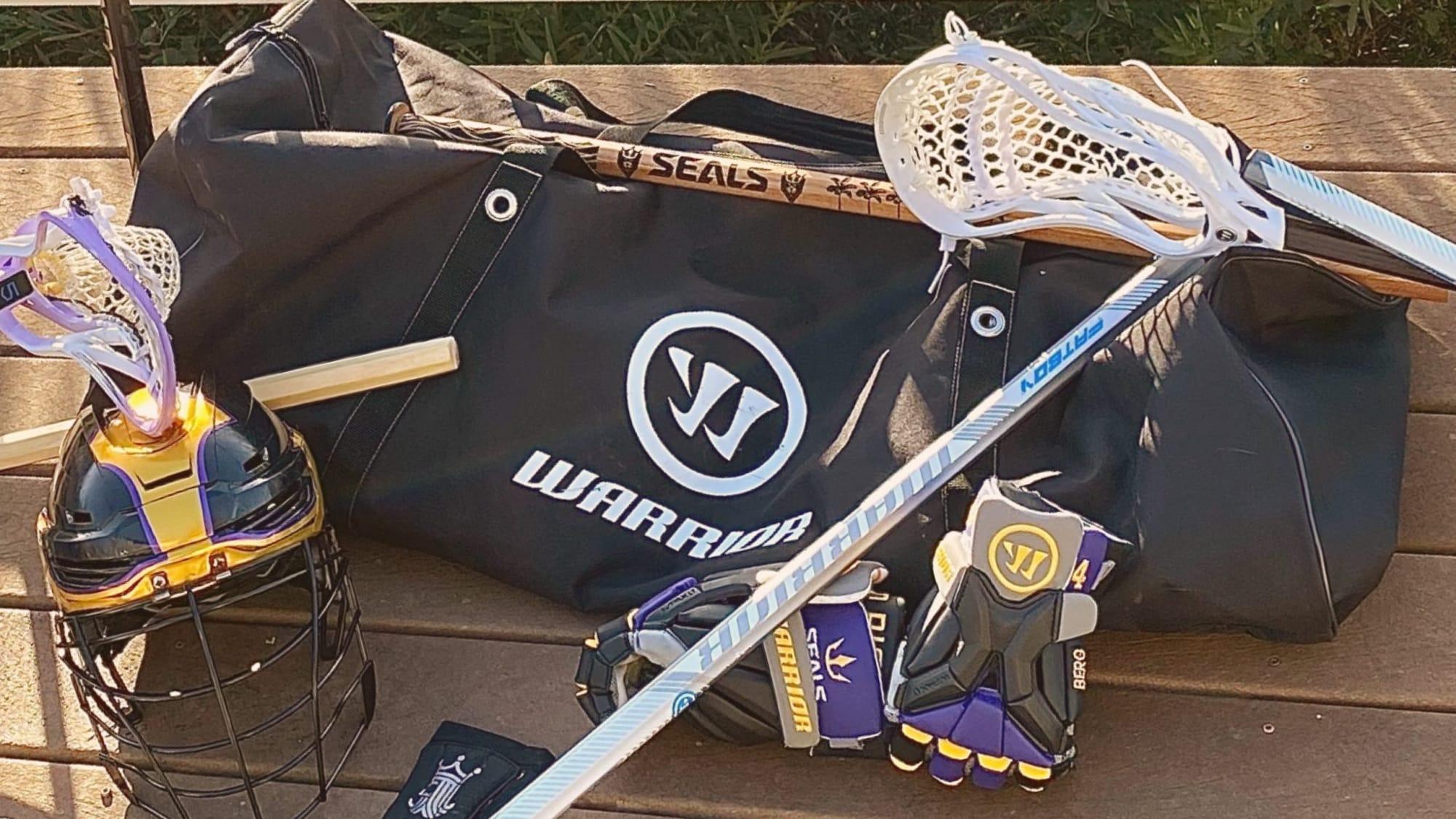 Wes Berg Lacrosse Gear