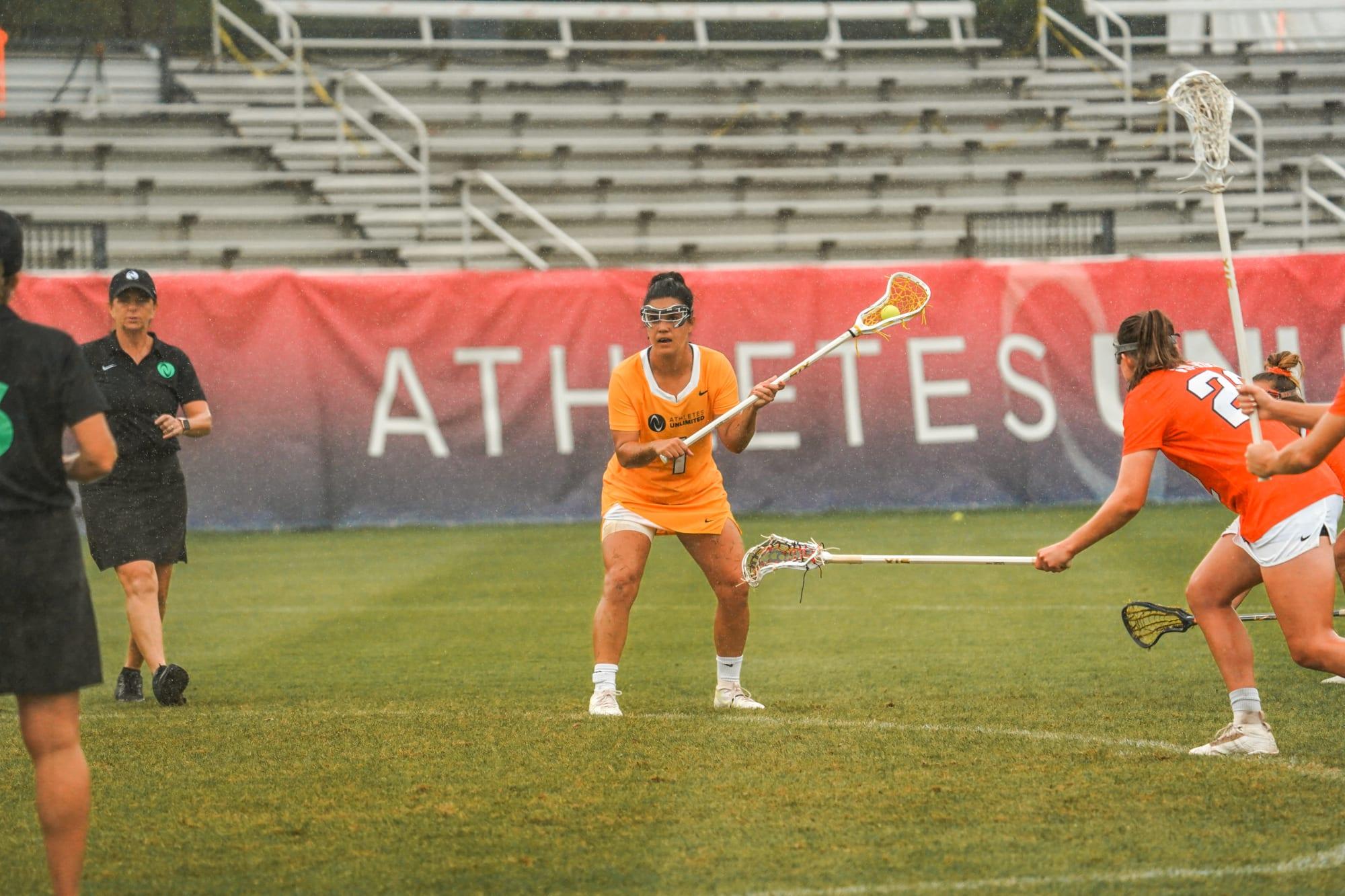 Athletes Unlimited Lacrosse