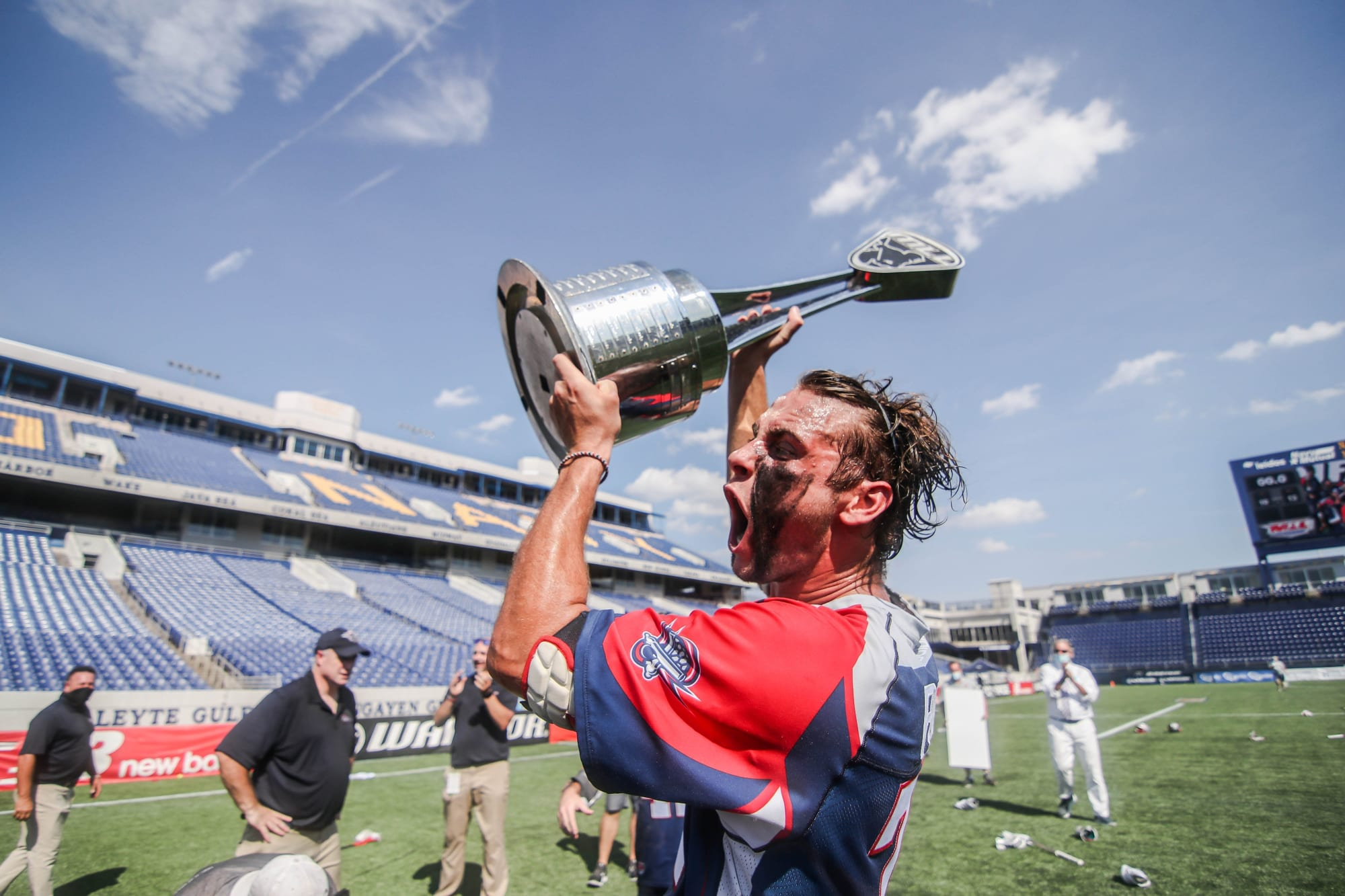Boston Cannons Proves Best in 2020 MLL Championship