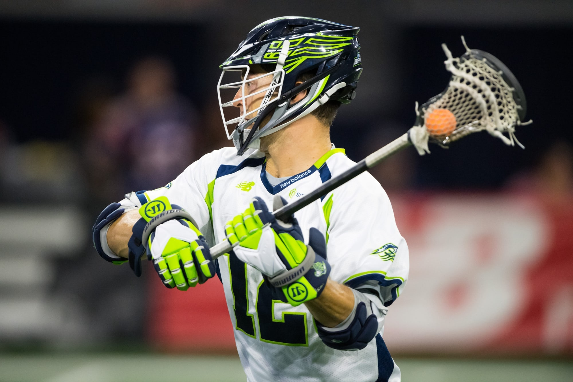 Ryan Tucker Retires from MLL After Five Seasons