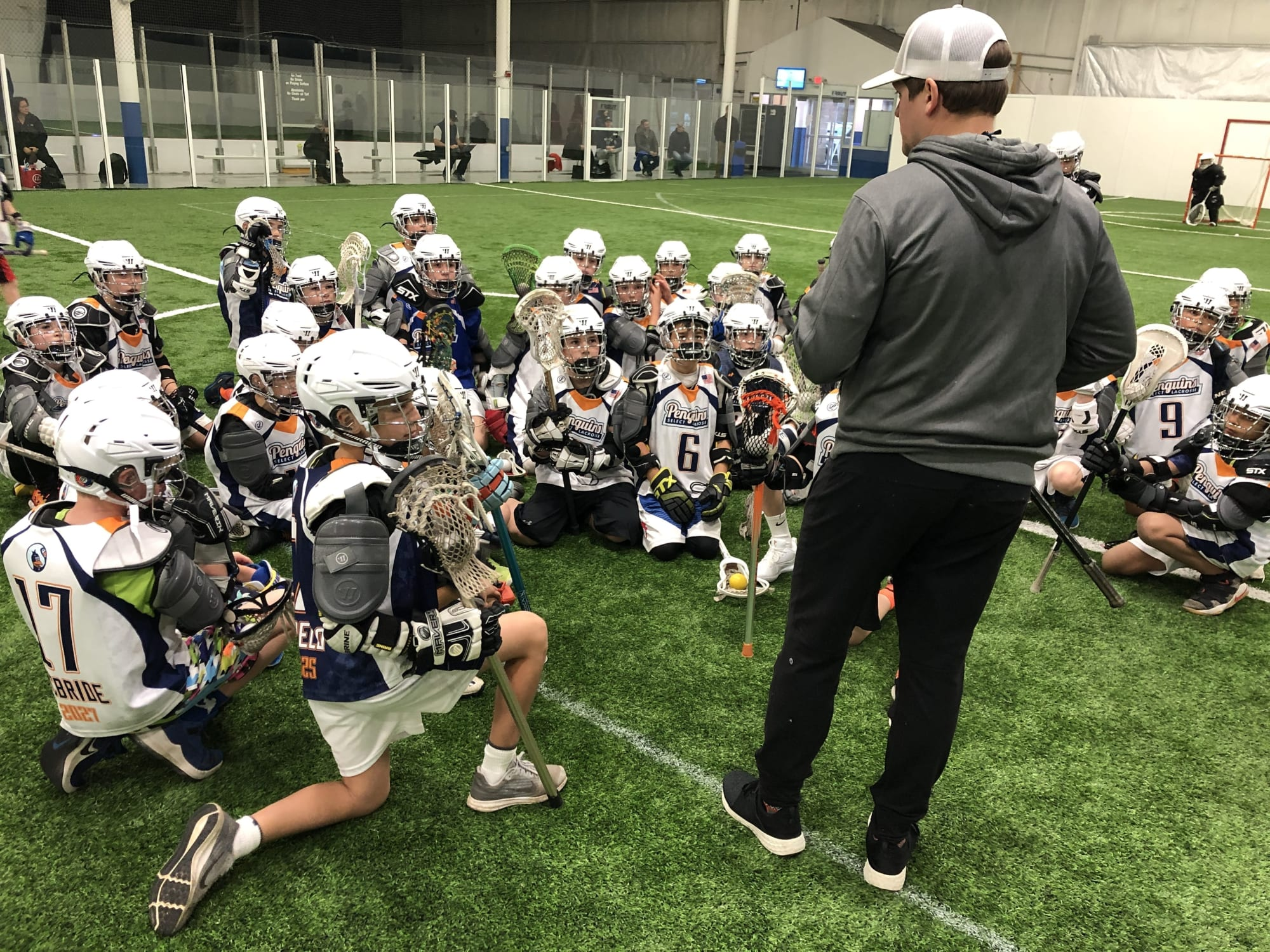 Bring Box Lacrosse to Town - How to Start a Team