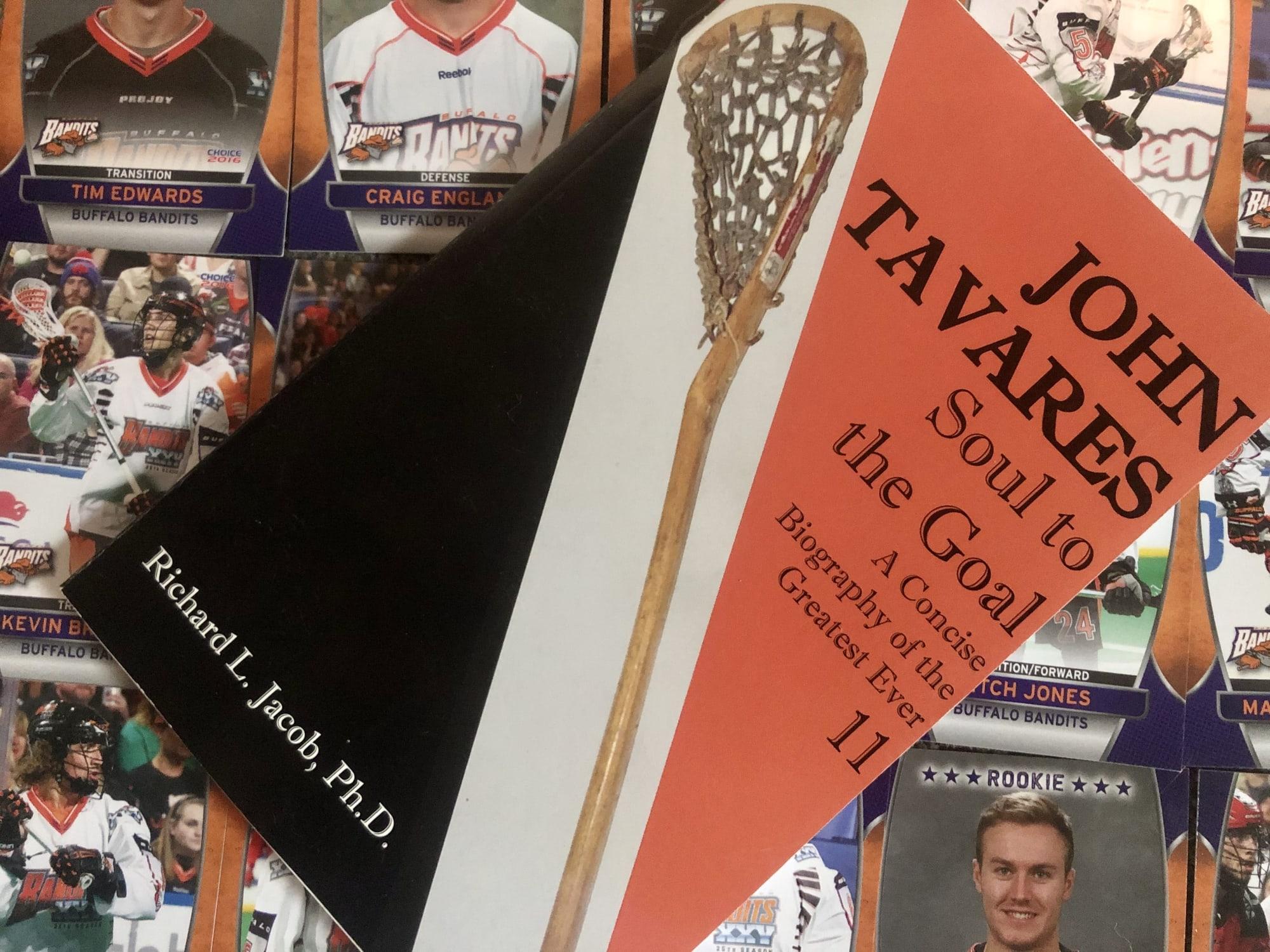 John Tavares: Soul to the Goal by Richard L. Jacob - Lacrosse Book Reports