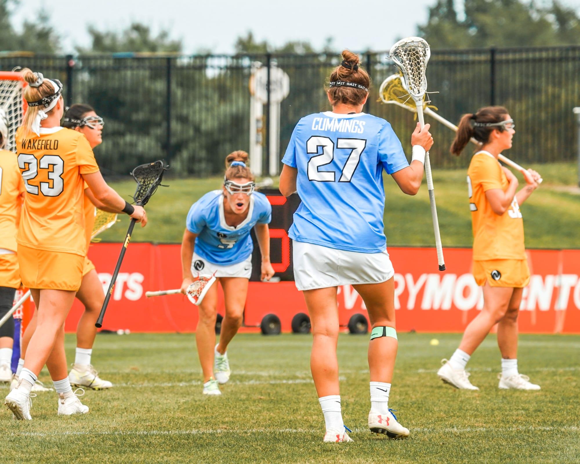 Taylor Cummings Athletes Unlimited Lacrosse