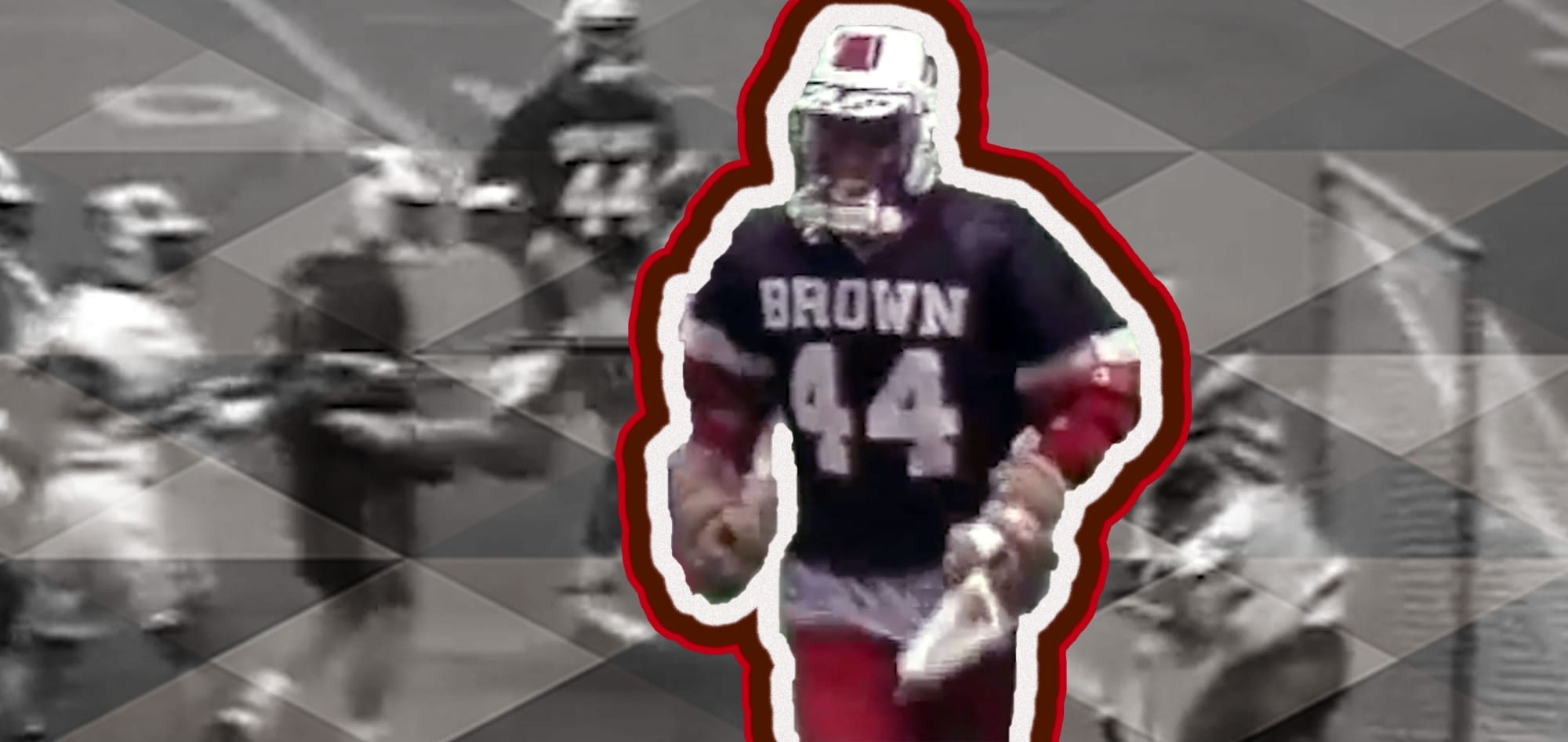 Andy Towers Was a Beast in College, Brown '93