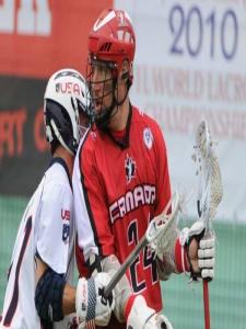 Curtis Dickson Lacrosse Global Mustache Rankings - World Championships 2018