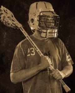 Denmark lacrosse old guy Danish