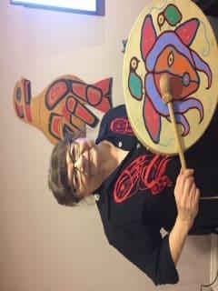 Jean Wasegijig (Ojibwe), Jeff Shattler's grandmother.