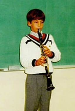 Paul Rabil young clarinet