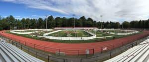 box lacrosse facility