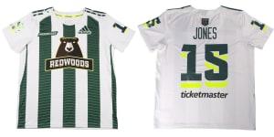 Redwoods LC PLL Jersey Uniform Premier Lacrosse League 2020