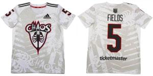 Chaos LC PLL Jersey Uniform Premier Lacrosse League 2020