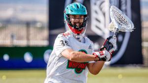 Kyle Bernlohr Whipsnakes PLL MVP Premier Lacrosse League