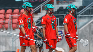 Timmy Muller Means Everything to Whipsnakes Staff, Teammates Premier Lacrosse League