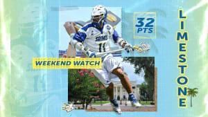 lacrosse on tv this weekend march 6 game of the week ncaa division ii men's lacrosse lenoir-rhyne bears limestone saints