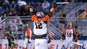 pro lacrosse mll denver outlaws