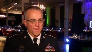 Sticks for soldiers 2017 United States Army Staff Sergeant William Kleinedler