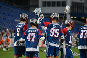 Denver Outlaws Boston Cannons MLL Major League Lacrosse-124 MLL Champions