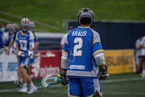 Boston Cannons Connecticut Hammerheads MLL Major League Lacrosse 2020 Michael Kraus