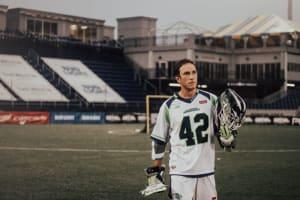 Chesapeake Bayhawks Denver Outlaws 2020 Major League Lacrosse MLL Pretty Instant-78 Andrew Kew