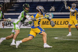 Connecticut Hammerheads vs New York Lizards 2020 Major League Lacrosse MLL Pretty Instant Michael Kraus