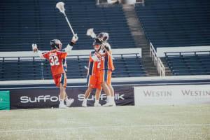 Barrage vs Cannons Pretty Instant Major League Lacrosse MLL-50