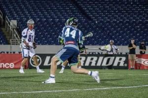 Cannons Bayhawks Major League Lacrosse MLL 2020 Pretty Instant