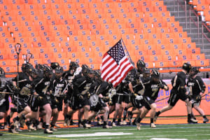 syracuse orange army black knights ncaa men's division i college lacrosse 2020 photo gallery