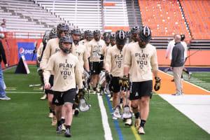 syracuse orange army black knights ncaa men's division i college lacrosse 2020 photo gallery predictions