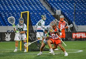 Chesapeake Bayhawks Denver Outlaws 2020 Major League Lacrosse MLL Pretty Instant-60