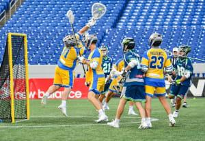 MLL 2020 Connecticut Sean Scocone