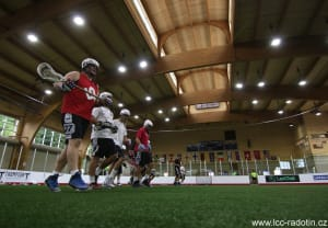 LASNAI 2016, Day 1 - LCC Radotin - Box Lacrosse Tournaments