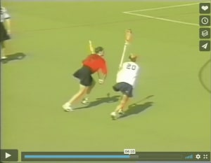1998 terps maryland women's lacrosse video national championship