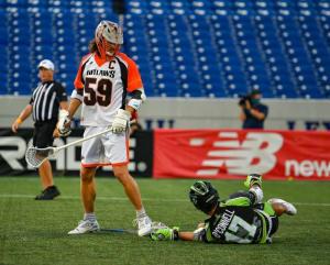 Denver Outlaws New York Lizards MLL Major League Lacrosse 2020 Pretty Instant