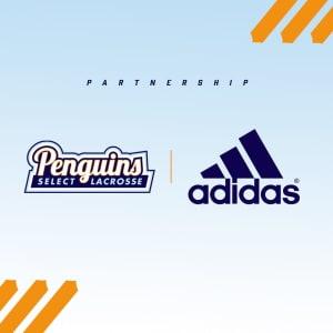 penguins select lacrosse club adidas lacrosse partnership primetime lacrosse