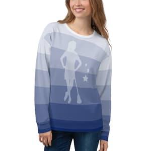 fade sweatshirt women
