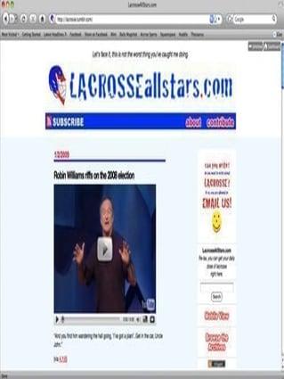 Jack Kaley lacrosse
