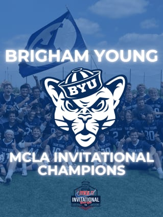 BYU wins 2021 MCLA Invitational
