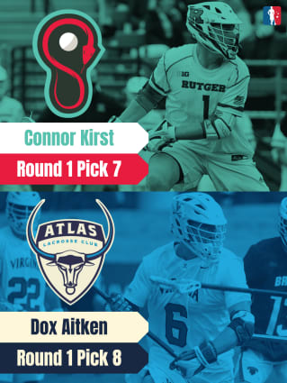 Dox Aitken Connor Kirst PLL Rookie Spotlights