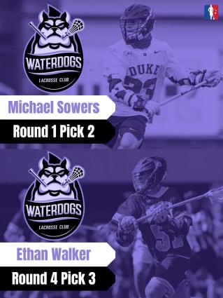 Ethan Walker Michael Sowers PLL Rookie Spotlights