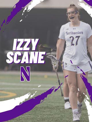 Izzy Scane Northwestern