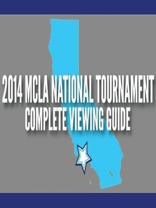 The 2021 MCLA Invitational has its eight teams and will bring in Round Rock, Texas, soon. This is our preview of the MCLA's championship.