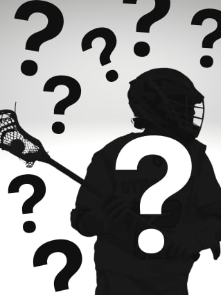 These are four college lacrosse looks that aren't living up to their potentials, including Albany, Ohio State, Syracuse, and Oregon.